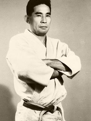 Maître Minoru Mochizuki