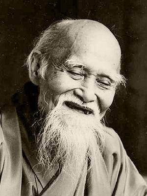 Maître Morihei Ueshiba