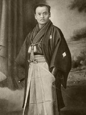Maître Sokaku Takeda