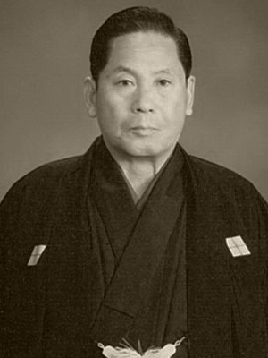 Maître Tokimune Takeda